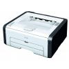 Лазерный ч/б принтер Ricoh SP 212w, белый, купить за 6 180руб.