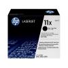 Картридж HP 11X, Black, купить за 7920руб.