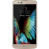 Смартфон LG K10 K410 DS 5,3(1280x720) IPS 3G Cam (8.0/5.0) MТ6582 1.3Гц(4) (1/16)Гб microSD, Золотистый, купить за 8 420руб.