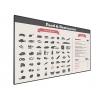 Информационная панель Philips BDL4270EL/00, черный, купить за 110 380руб.