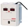 Стабилизатор напряжения Powerman AVS 1000P (релейный, 220 В, 1000 ВА), купить за 2 750руб.