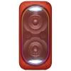 Портативную акустику Sony GTK-XB60R, красный, купить за 15 410руб.