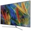 Телевизор Samsung QE49Q7FAM, серебристо-черный, купить за 115 645руб.