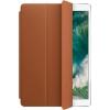 Чехол для планшета Apple Leather Smart Cover for 10.5 iPad Pro  (MPU92ZM/A), золотисто-коричневый, купить за 4560руб.