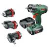 Дрель Bosch AdvancedImpact Quick Snap 18В (ударная), купить за 14 180руб.