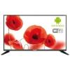 Телевизор Telefunken TF-LED40S63T2S, черный, купить за 17 790руб.