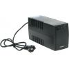 Источник бесперебойного питания Ippon Back Basic 650, черный, купить за 2 090руб.