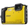 Цифровой фотоаппарат Nikon Coolpix W300 YW EU желтый, купить за 27 890руб.