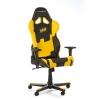 DxRacer OH/RE21/NY/NAVI черный/желтый, купить за 36 990руб.