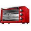 Мини-печь Чудесница ЭД-021G, красный, купить за 2 985руб.