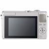 Цифровой фотоаппарат Canon EOS M100 Kit (15-45 IS STM), белый, купить за 29 100руб.