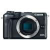Цифровой фотоаппарат Canon EOS M6 Body, черный, купить за 34 990руб.