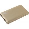 Корпус для внешнего жесткого диска AgeStar 31UB2A16, золотистый, купить за 1 050руб.