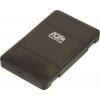 Корпус для внешнего жесткого диска AgeStar 31UBCP3C, черный, купить за 1 050руб.
