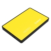 Корпус для внешнего жесткого диска Orico 2588US3-OR, желтый, купить за 840руб.