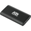 Корпус для внешнего жесткого диска AgeStar 3UBMS1, черный, купить за 780руб.