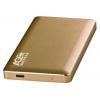 Корпус для внешнего жесткого диска AgeStar 31UB2A16C, золотистый, купить за 1 220руб.