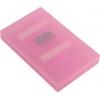 Корпус для жесткого диска AgeStar SUBCP1, розовый, купить за 645руб.