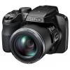 Цифровой фотоаппарат FujiFilm FinePix S9800, черный, купить за 14 899руб.