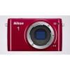 цифровой фотоаппарат Nikon 1 S2 Kit 11-27.5mm Red