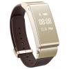 фитнес-браслет Huawei TalkBand B2 Premium, золотой