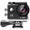 Видеокамера X-Try XTC160 (экшн-камера) черная, купить за 3 145руб.