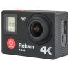 Видеокамера Rekam A340, черная, купить за 3 945руб.