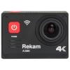 Экшн-камера Rekam A320 (экшн-камера) черная, купить за 3 290руб.
