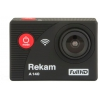 Видеокамера Rekam A140, черная, купить за 2 745руб.