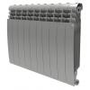 Радиатор отопления Royal Thermo BiLiner 500 х10 Silver Satin, купить за 8 750руб.
