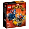 Конструктор Lego Super Heroes (76065) Капитан Америка против Красного Черепа, купить за 860руб.