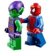 конструктор LEGO Juniors Убежище Человека-паука (10687)