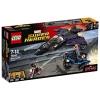 Конструктор Lego Super Heroes (76047) Преследование Чёрной Пантеры, купить за 2 502руб.