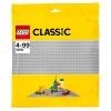 Конструктор LEGO Classic Строительная пластина серого цвета (10701), купить за 990руб.