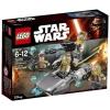Конструктор Lego Star Wars (75131) Боевой набор Сопротивления, купить за 1 130руб.