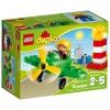 Конструктор Lego Duplo (10808)  Маленький самолёт, купить за 790руб.