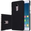 Чехол для смартфона Nillkin для Xiaomi Redmi Note 4, черный, купить за 625руб.