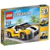 Конструктор LEGO Creator Кабриолет (31046), купить за 1 368руб.