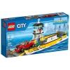 Конструктор LEGO City Паром (60119), купить за 1 710руб.