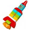 Конструктор LEGO Duplo Моя первая ракета (10815), купить за 790руб.