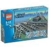 Конструктор LEGO City Железнодорожные стрелки (7895), купить за 1 710руб.