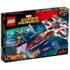 Конструктор LEGO Super Heroes Реактивный самолёт Мстителей (76049), купить за 2 600руб.