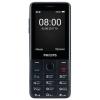 Сотовый телефон Philips Xenium E116 черный, купить за 2 425руб.