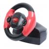Руль и педали SVEN Speedy (Vibration Feedback, рулевое колесо, педали, 10кн, 4 поз.мини-джойстик, USB), купить за 1 665руб.