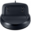 Зарядное устройство Samsung Galaxy Gear Fit 2 EP-YB360 док-станция, черная, купить за 1165руб.