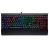 Corsair K70 RGB Rapidfire Cherry MX Speed silver RGB (CH-9101014-RU), черная, купить за 12 895 руб.