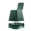 Компостер садовый Prosperplast Evogreen (630 л) зеленый, купить за 5 050руб.