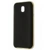 Чехол для смартфона Spigen iPaky для Samsung J5 (2017), решетка,  золотой, купить за 200руб.