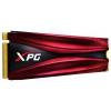 SSD Adata XPG Gammix S10 256Gb, M.2, 2280, купить за 6 450руб.