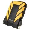 Жесткий диск HDD A-Data HD710 AHD710P-2TU31-CYL 2Tb, желтый, купить за 6 685руб.